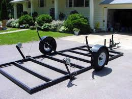 Road King Outdoors Drop Down Trailers