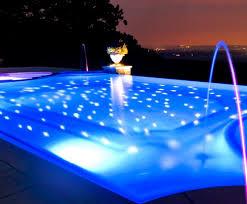 Ground Pool Lights Round Designs