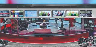BBC New Broadcasting House London, UK