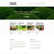40 Best Garden Design Website Templates Custom Garden Web Design Design