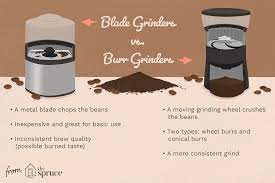 The world's best cup of coffee just got a whole lot easier to make from home. Blade Versus Burr Coffee Grinders