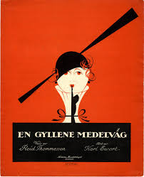 Illustrated Sheet Music Covers By Einar Nerman 50 Watts