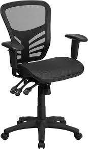 triple seated home office area. wonderful office midback black mesh executive swivel chair with seat and back multi in triple seated home office area d