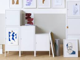 cupboard office. Cupboard Office. The Ikea HÄllan Cabinet In Timeless Metal Can Be Built To Suit Both Office