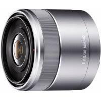 Купить <b>Объектив Sony</b> 30mm f/3.5 Macro E (<b>SEL</b>-<b>30M35</b>) в ...