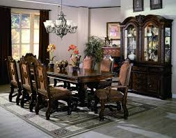 crown mark neo renaissance traditional cherry finish formal dining room set 5 pcs reviews 2400