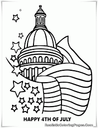 Small Picture Coloring Pages Of The White House Coloring Home