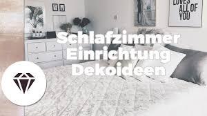 Schlafzimmer Dekoideen Einrichtung Farben I Interiordesign By Nela