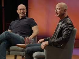Mark Bezos ...