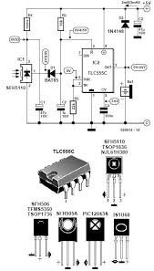 17 best ideas about electrical circuit diagram infrared alarm barrier receiver circuit diagram