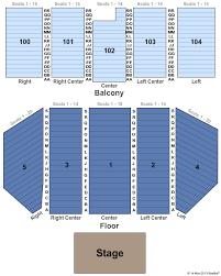 Mcallen Civic Center Auditorium Seating Chart 2019