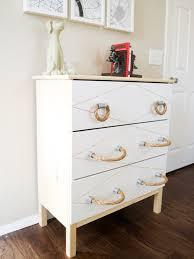 Furniture pulls Leather 15 Simply Genius Drawer Pulls To Dress Up Dresser Bob Vila Diy Drawer Pulls 15 Cool Cabinet Hardware Ideas Bob Vila