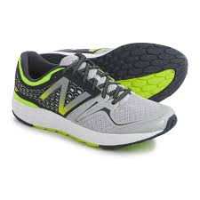 new balance running shoes mens. new balance fresh foam vongo running shoes (for men) in white/grey mens t
