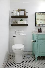 smallest bathroom design. She Has The Plans Right There For You, And This Project Costs Less Than $30 In Lumber. Is One Of Those Small Bathroom Ideas Smallest Design I