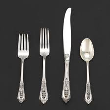Wallace Sterling Patterns Beauteous Wallace Sterling Silver Flatware Patterns Silver December 48