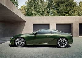2012 Lexus Color Chart News Lexus Nori Green Pearl Is The New Best Color