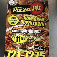 photo of pizza pit downtown fresno ca united states