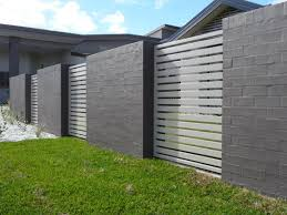 Small Picture 60 Gorgeous Fence Ideas and Designs Metal fences Bricks and Metals