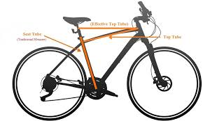 hybrid bike sizing guide men s and