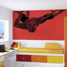 spiderman wall art stickers supplied by