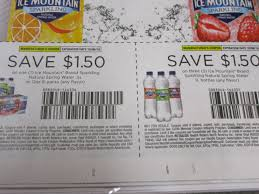 Sparkling Image Coupons 15 Coupons 1 50 1 Ice Mountain Sparkling Natural Sing Water 5l Or 12oz 9pk 1 50 3 Ice Mountain Sparkling Natural Spring Water 1l 10 6 2019