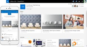 Micro Soft Home Page Microsoft Announces New Sharepoint Home Page And Modern Team Sites