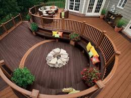 2021 cost to build a deck decking