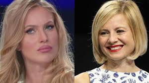 """Taylor Mega e Antonella Elia, """"guerra"""" in diretta Tv da ..."""