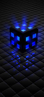 Black and Blue iPhone Wallpapers - Top ...