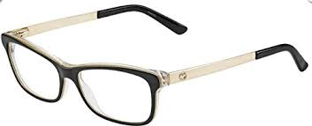 gucci glasses frames. women\u0027s glasses gucci eyeglasses frames gg 3678 4wh blckembss