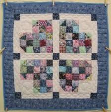 Custom Amish Quilts - Patched Heart Patchwork Small Quilt Wall ... & Custom Amish Quilts - Patched Heart Patchwork Small Quilt Wall Hanging Adamdwight.com