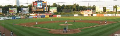 Kannapolis Intimidators Seating Chart Firstenergy Park Tickets And Seating Chart