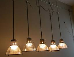 industrial lighting for the home. Image Of: Vintage Industrial Lighting Reproductions For The Home