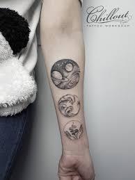 мастер александра вермут Chillout Tattoo Workshop