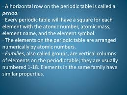 7-5 The Chemical Nature of Matter - ppt download