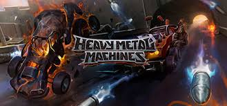 Image result for Heavy Metal Machines