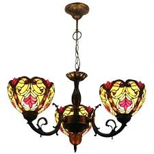 tiffany stained glass chandelier antique tiffany stained glass chandelier