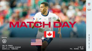 2022 Concacaf World Cup Qualifying: USA ...
