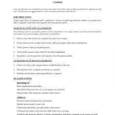 Target Cashier Job Description For Resume Cashier Job Description For Resume Outstanding Aldi Kmart Template 37