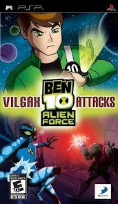 ben 10 alien force vilgax s