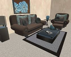 brown and teal living room ideas. Teal And Brown Living Room Decorating Ideas On M