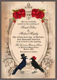 Halloween Wedding Invitations Halloween Wedding Invitations Halloween Wedding Invitations 22
