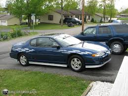 2003 Chevrolet Monte Carlo Pace Car SS id 11262