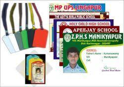 School 25 Id 14297719412 Id Ss Services Rs piece Card Pvc