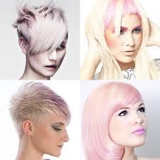 Růžová Barva Na Vlasy Osvěží Blond účesy Profimodacz