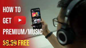 How to get YouTube Music and YouTube Premium for Free | YouTube ...