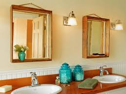 Diy Bathroom Mirror Diy Mirror Frame