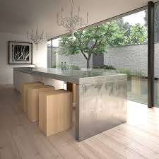 Kitchen Island Table Combination A Practical And Double Functional