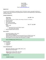 Beautiful Cv Template Word Resume Template For Word Beautiful Cv Template