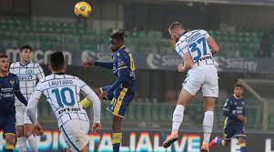 Hellas Verona - Inter 1-2 highlights e gol, nerazzurri momentaneamente  primi! - VIDEO - Generation Sport